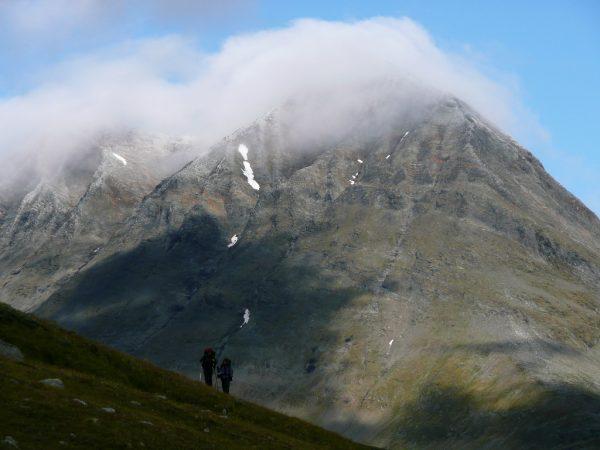 Hiking in Sarek National Park